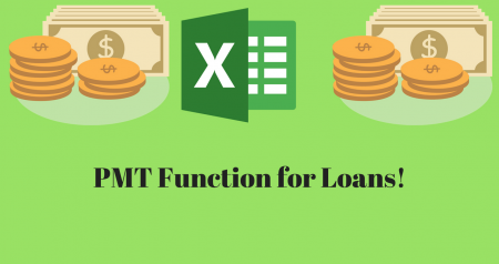 How to calculate your loan Payment in a few easy steps: PMT function