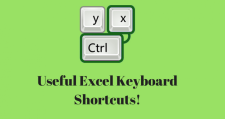 Keyboard Shortcuts for Every Excel user!