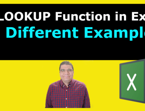 Learn all about the new XLOOKUP Function in Excel!
